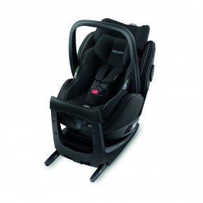Recaro Zero 1 Elite Autostol - Performance Black