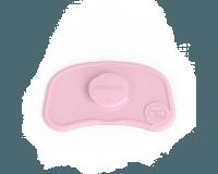 Twistshake Dækkeserviet Mini m. click-funktion - Pastel Pink
