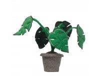 KidsDepot Monstera plante - filt