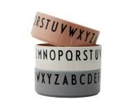 Design Letters skåle - nude