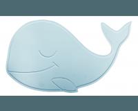 By Lille Vilde - Dækkeserviet, blå hval