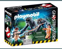 Playmobil Ghostbusters Venkman og Terror Dogs - 9223