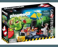 Playmobil Ghostbusters Slimer med hotdog-pølsevogn  - 9222