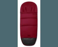 Priam Footmuff - True Red Tilbehør til klapvogn