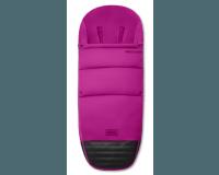 Priam Footmuff - Fancy Pink Tilbehør til klapvogn