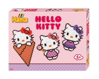 Hama gaveæske midi - Hello Kitty