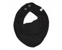 Pippi smæktørklæde - sort