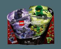 LEGO Ninjago, Spinjitzu-Lloyd mod Garmadon - 70664