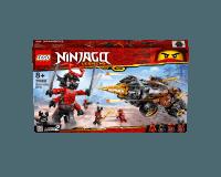 LEGO Ninjago, Coles jordbor - 70669