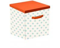 Flexa opbevaringsboks 1 stk. - forest dot