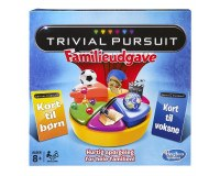 Hasbro Gaming Trivial Pursuit Family - spil