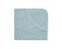 Cam Cam babyhåndklæde 80x80 cm - petroleum