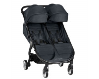 Baby Jogger City Tour 2 Double søskendevogn - Carbon