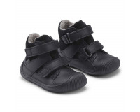 Bundgaard vinter TEX sko med velcro - sort