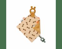 Done by Deer Raffi nusseklud med bidering - Sennep