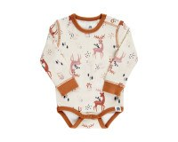 CeLaVi uld body - orange