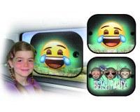Kaufmann solskærme 2 stk – emojis