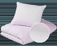 GUBINI junior sengetøj - Snowfall Violet - 100x140 cm.