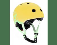 Scoot and Ride XXS-S hjelm - lemon
