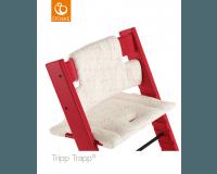 Tripp Trapp hynde - Geometric red