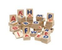 Krea Store bogstaver til magnet tavle