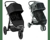 Baby Jogger City Elite 2 klapvogn pakke 1 - Jet