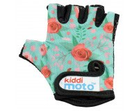 Kiddimoto Floral handsker, str. medium