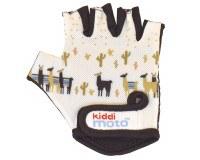 Kiddimoto Llama handsker, str. medium