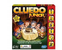 Hasbro Gaming Cluedo Junior Brætspil