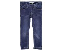 Name It mørkeblå denim leggings
