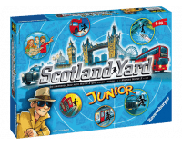 Ravensburger scotland Yard - Junior spil
