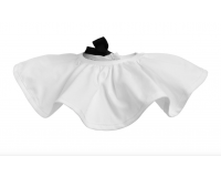 Elodie Details Pierrot DryBib - Vanilla White
