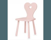 Cam Cam hjerte børnestol - Blossom Pink