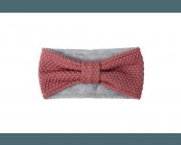 mp Denmark pandebånd med sløjfe - Rose Grey