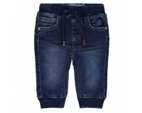 Name It denim bukser - mørkeblå