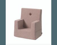 By KlipKlap Kids Chair - soft rose