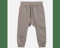 Hust & Claire Godtfred joggingbukser - soft grey melange
