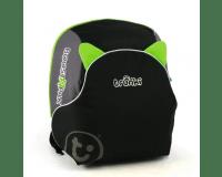 Trunki BoostApak rygsæk + selepude - green