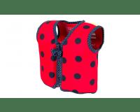 Konfidence svømmevest - ladybird/polka