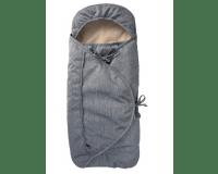 Sleepbag byCar - denim brown