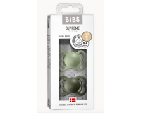 BIBS Supreme Str. 1 Latex Sutter - sage/hunter green