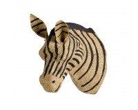 QUAX dyretrofæ – Zebra