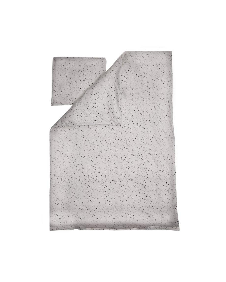 Sofie schnoor – Sofie schnoor, babysengetøj - dot sort/hvid, 8 stk. på lager på pixizoo