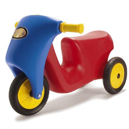 Dantoy Dantoy scooter med gummihjul , +10 stk. på lager på pixizoo