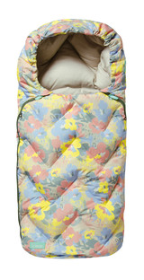 Design by voksi - kørepose (bloom splash), +10 stk. på lager fra Design by voksi på pixizoo