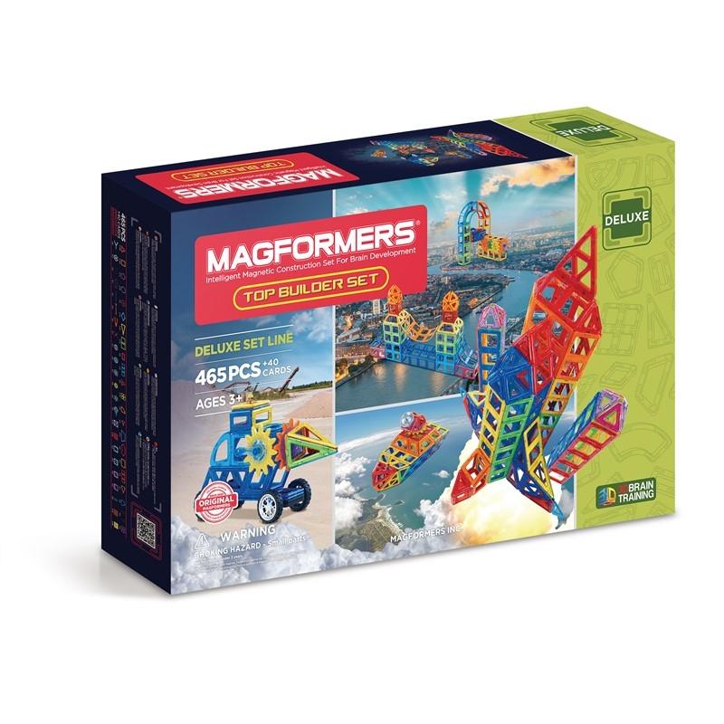 Magformers Top Builder Set 465 Delar