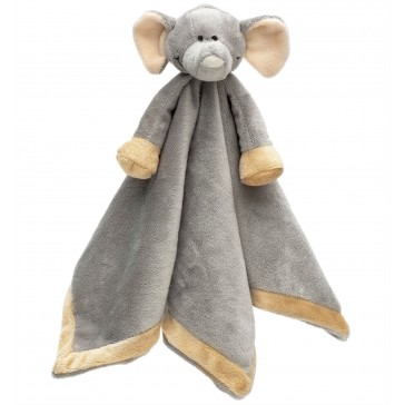 Teddykompaniet Dinglis Snuttefilt Elefant