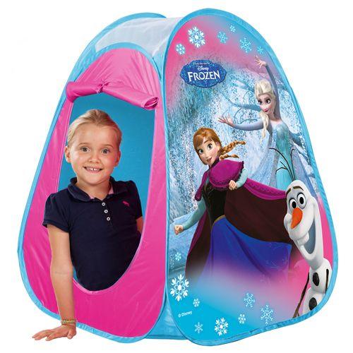 Disney Disney frozen pop-up telt, 9 stk. på lager på pixizoo