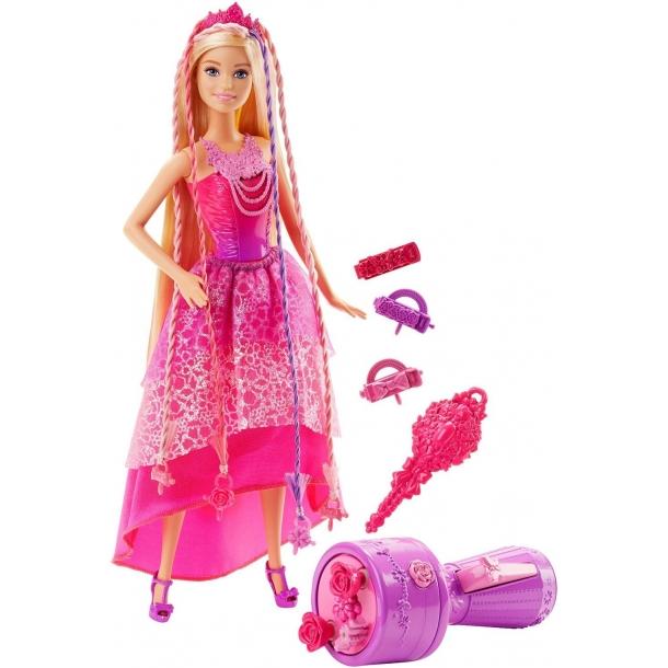 Barbie - endless hair kingdom, 4 stk. på lager fra Barbie fra pixizoo