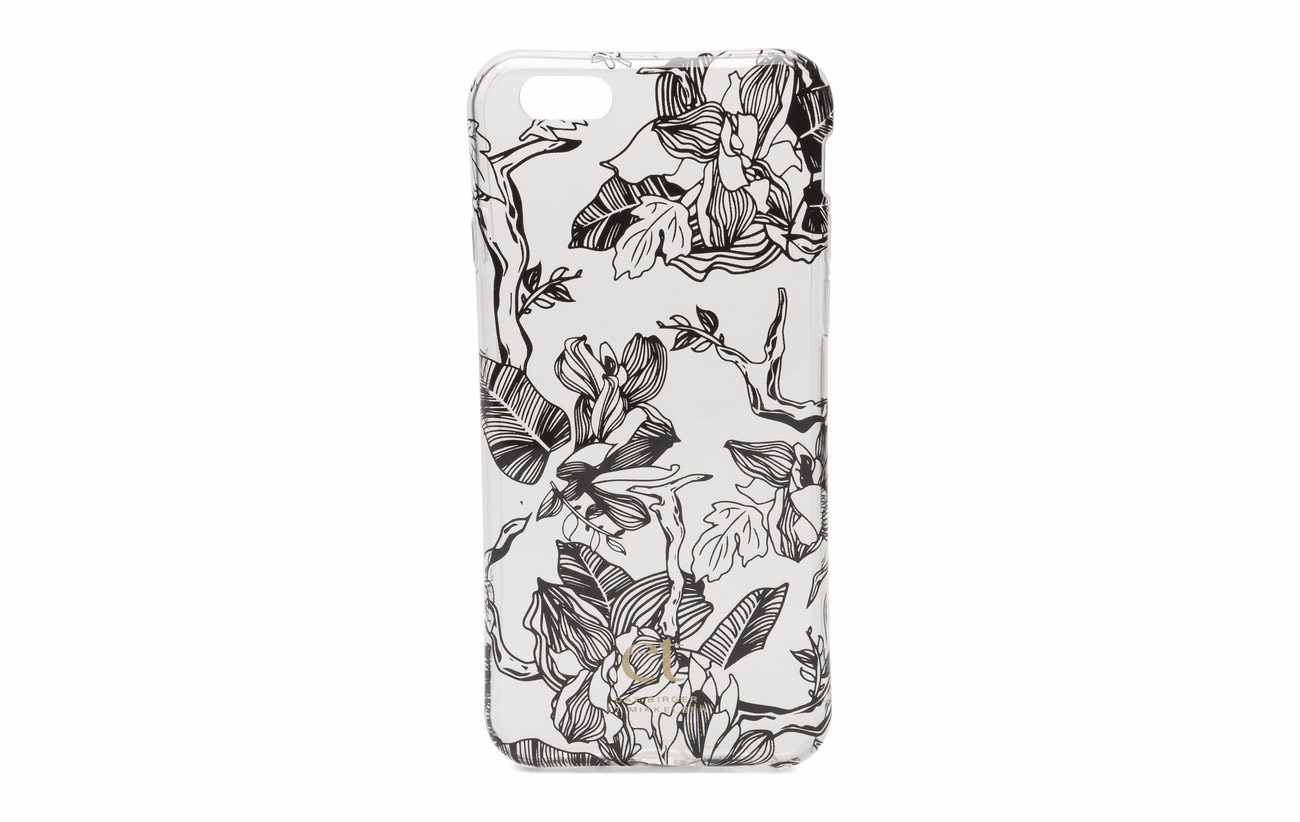 DAY Birger et Mikkelsen IP Gel Bloom Mobilskal iPhone 6 - Black